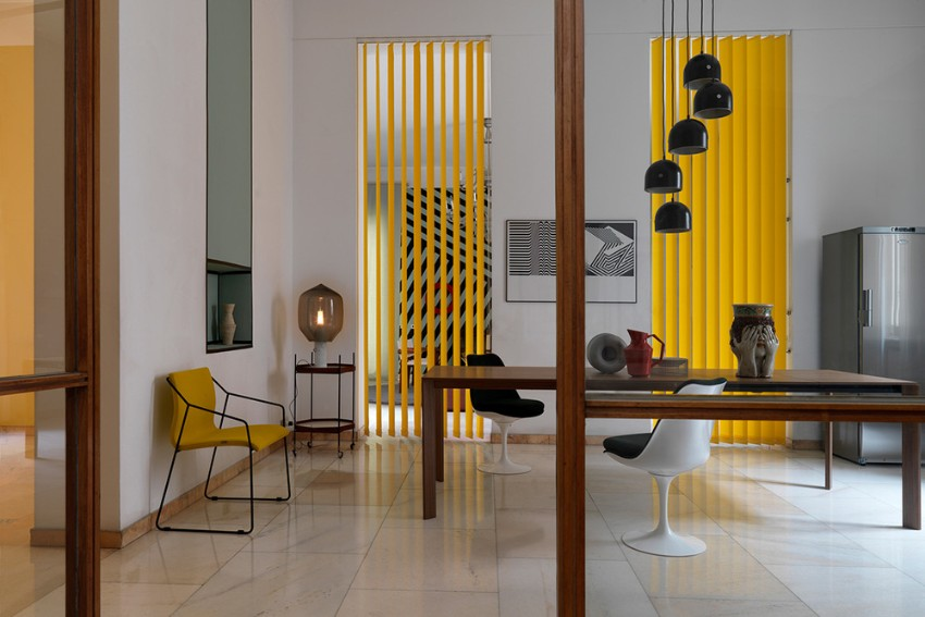 Inimitable Eclectic Design By Studiopepe