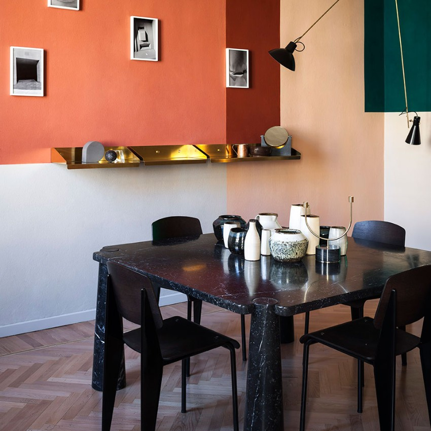 eclectic design Inimitable Eclectic Design By Studiopepe Inimitable Eclectic Design By Studiopepe 10