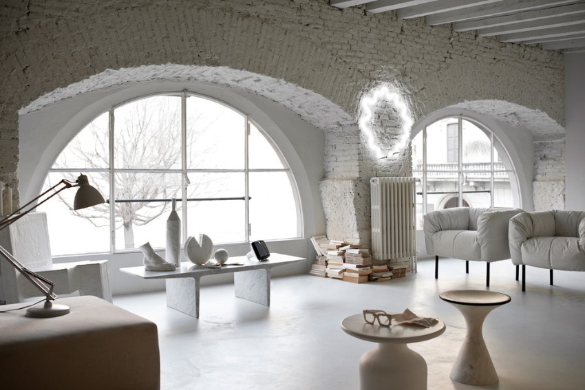 eclectic design Inimitable Eclectic Design By Studiopepe Inimitable Eclectic Design By Studiopepe 5