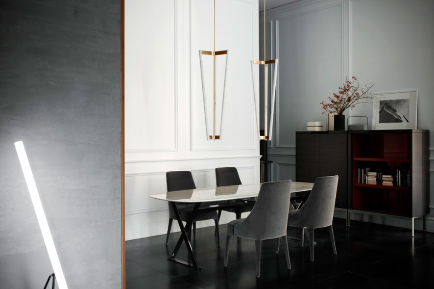 eclectic design Inimitable Eclectic Design By Studiopepe Inimitable Eclectic Design By Studiopepe 6