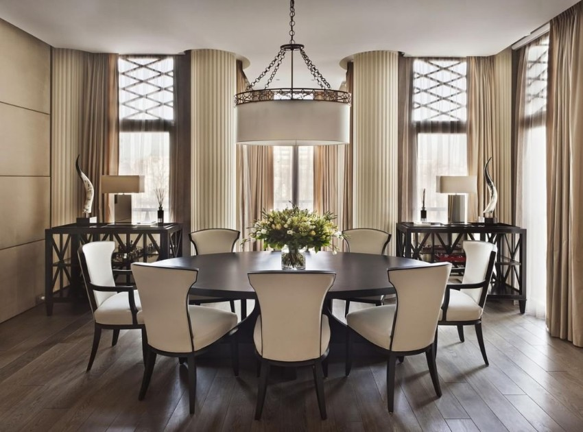 Luxury Dining Decor By Oleg Klodt Architecture & Design dining decor Luxury Dining Decor By Oleg Klodt Architecture & Design Luxury Dining Decor By Oleg Klodt Architecture Design 1
