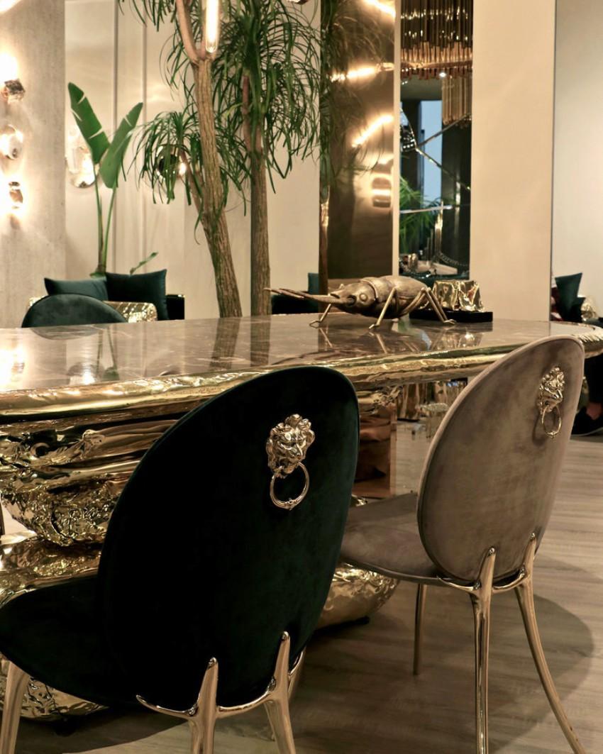 Perfect Dining Suites For Luxury Interior