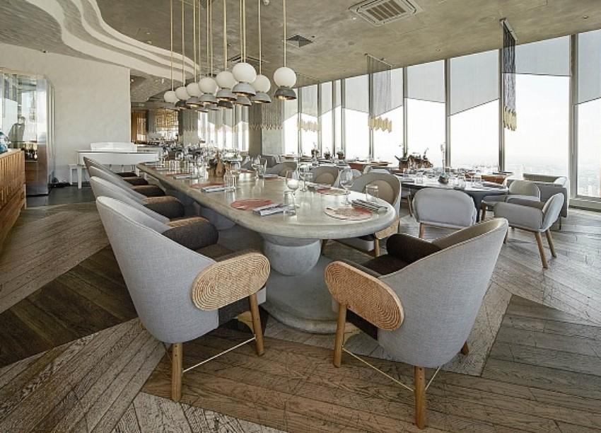 dining design Stunning Dining Design by Yuna Megre Stunning Dining Design by Yuna Megre 3