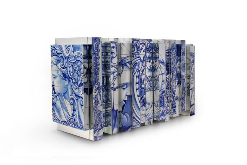 The Art Of Azulejo In Heritage Collection Of Boca Do Lobo