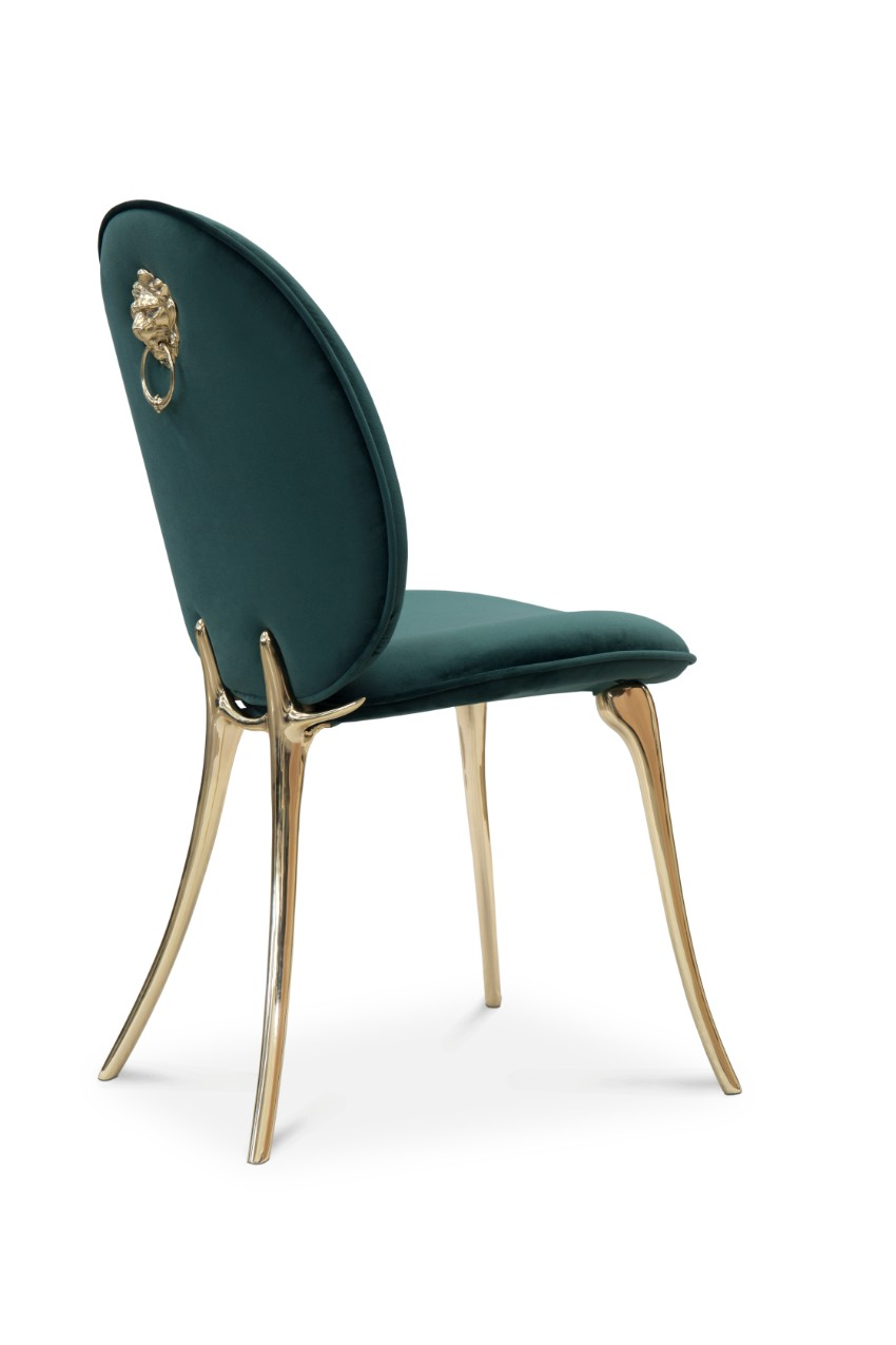decorex The Stunning Collaboration of Boca do Lobo and Rug'Society at DECOREX soleil chair 04 HR
