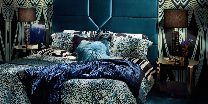 maison et objet The Most Exclusive Brands Present at Maison et Objet 5 Roberto Cavalli Home Linen