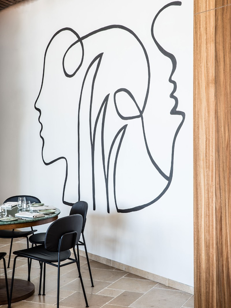 contemporary Traditional Meets Contemporary in Été Restaurant Australian Restaurant Fuses Two Cultures 12