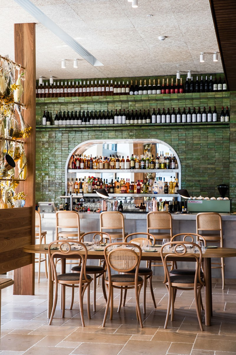 contemporary Traditional Meets Contemporary in Été Restaurant Australian Restaurant Fuses Two Cultures 16