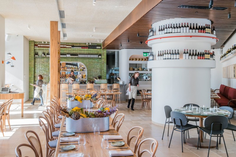 contemporary Traditional Meets Contemporary in Été Restaurant Australian Restaurant Fuses Two Cultures 2