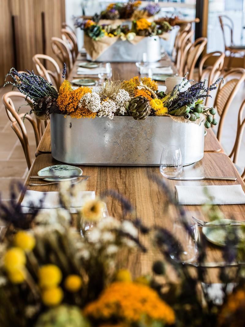 contemporary Traditional Meets Contemporary in Été Restaurant Australian Restaurant Fuses Two Cultures 6