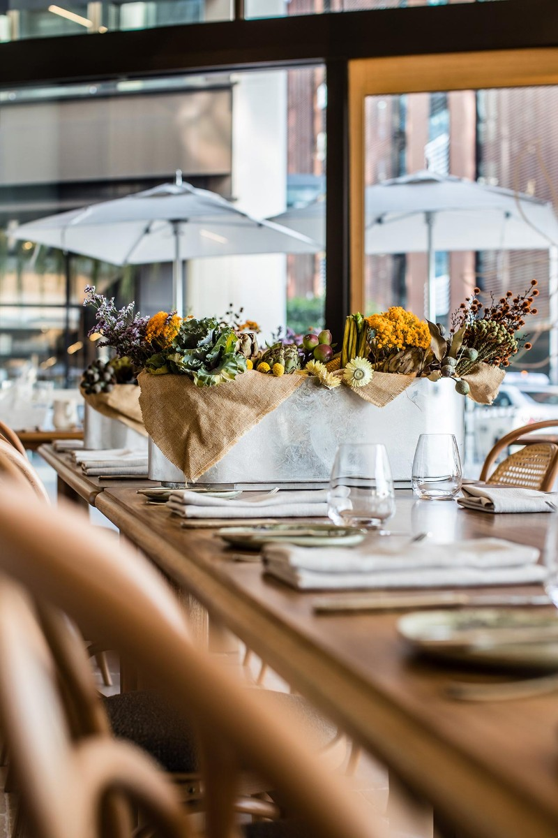 contemporary Traditional Meets Contemporary in Été Restaurant Australian Restaurant Fuses Two Cultures 7