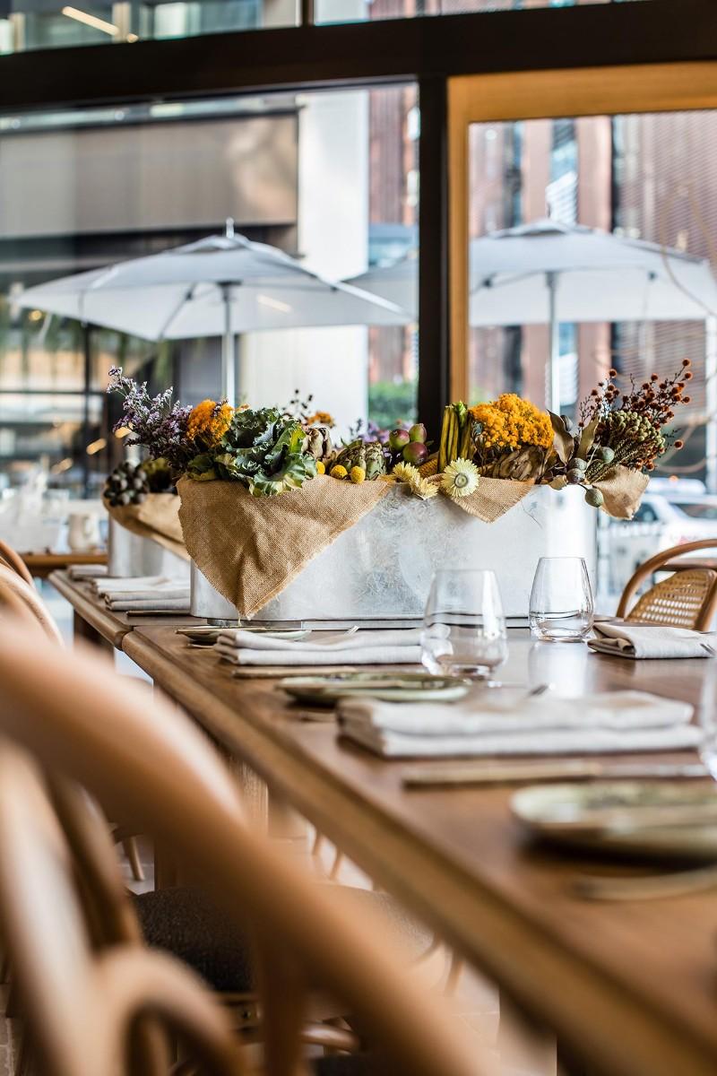 contemporary Traditional Meets Contemporary in Été Restaurant Australian Restaurant Fuses Two Cultures 7