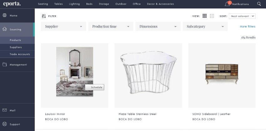 furniture shops Get To Know The Best Online Furniture Shops EPORTA
