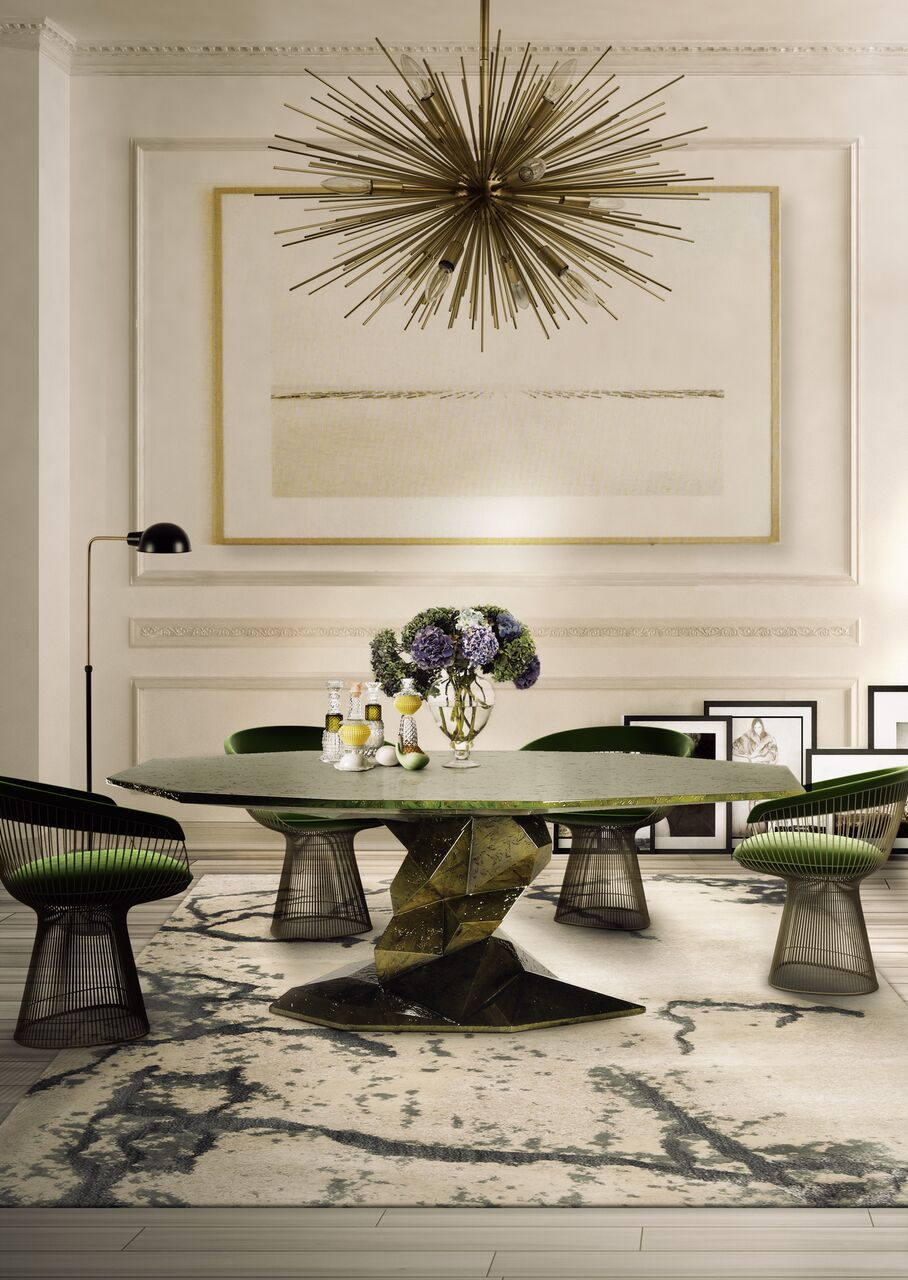 dining room tables Dining Room Tables That Will Give You Nature Feels Tables That Will Give You Nature Feels 4