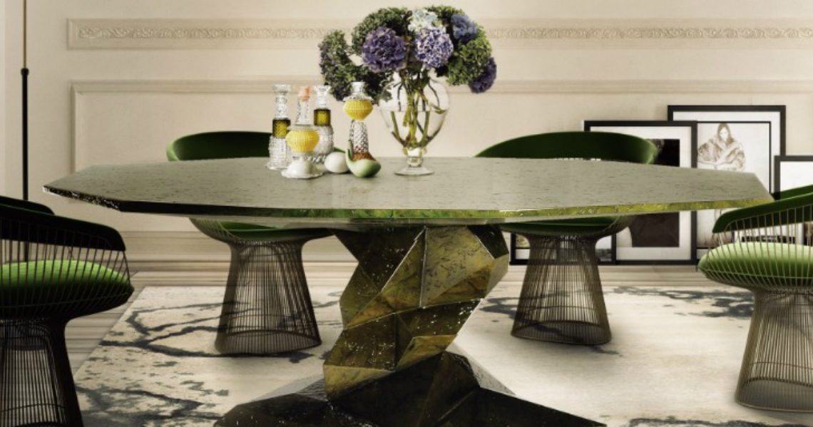 Luxury Dining Rooms: Discover the Bonsai Dining Table