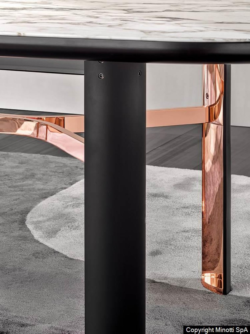 exclusive brands Top 10 Dining Tables by Exclusive Brands dan minotti