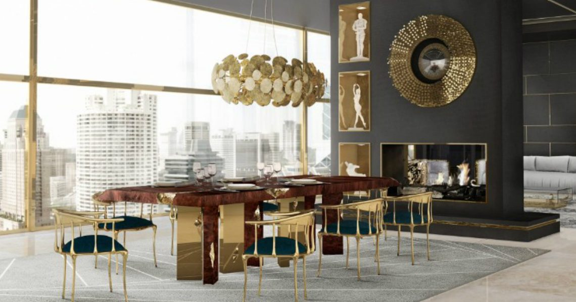 Top 10 Dining Tables by Exclusive Brands