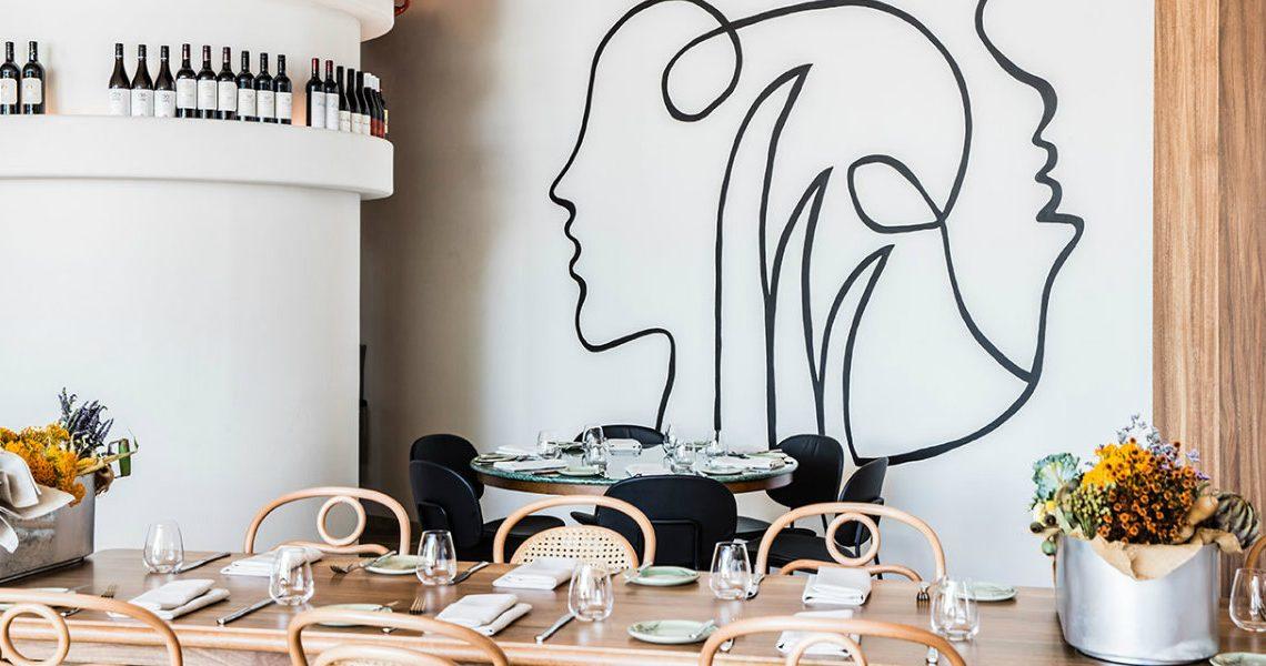 Traditional Meets Contemporary in Été Restaurant