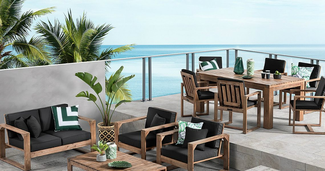 The Best Outdoor Modern Dining Tables for Summer