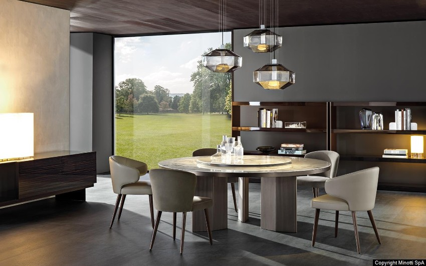 exclusive brands Top 10 Dining Tables by Exclusive Brands morgan marble