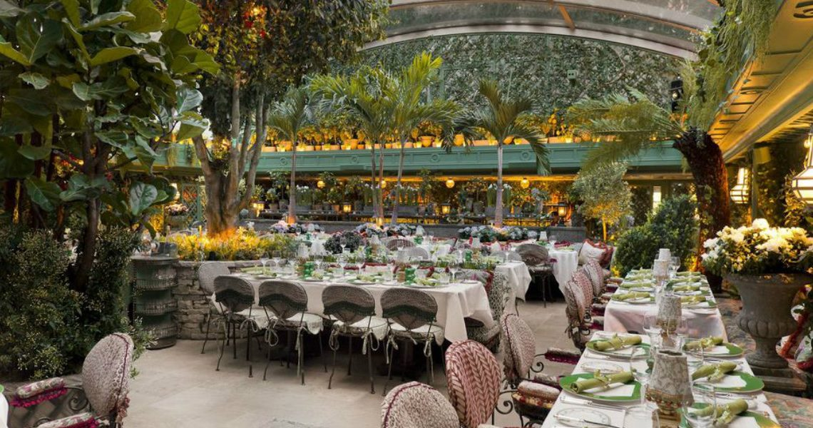 Annabel's Provides A First-Class Dining Experience