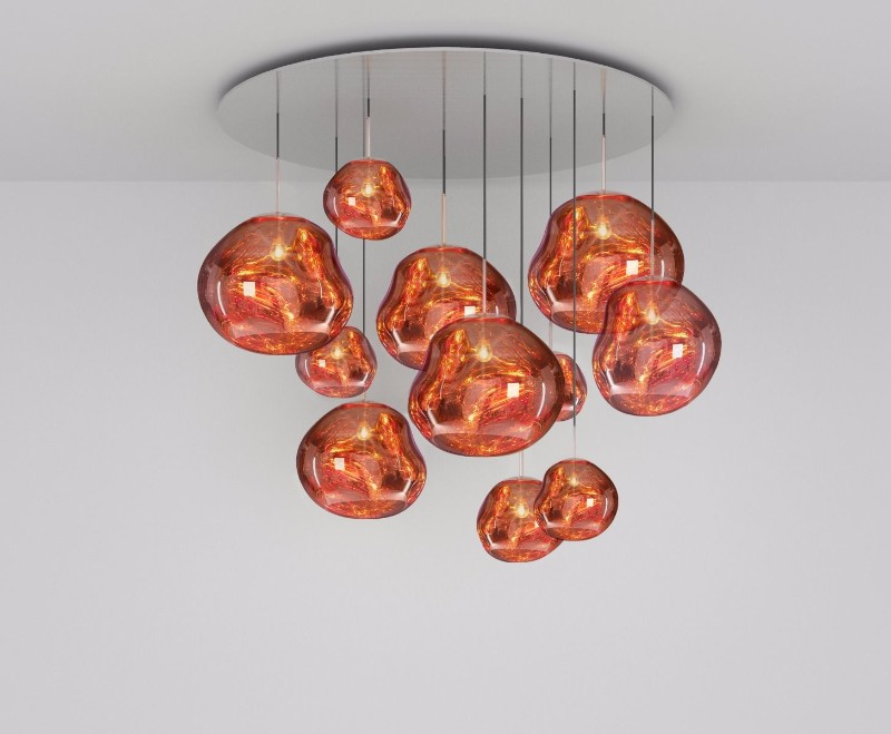 tom dixon Tom Dixon's 'Melt' Light Series Melt 5