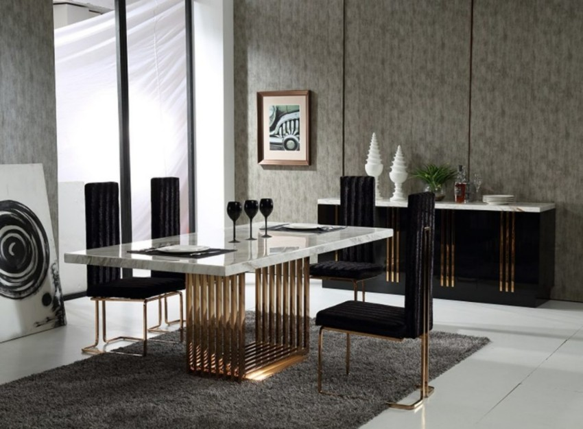 The Most Used Material Design Elements In Dining Room Trends For 2019