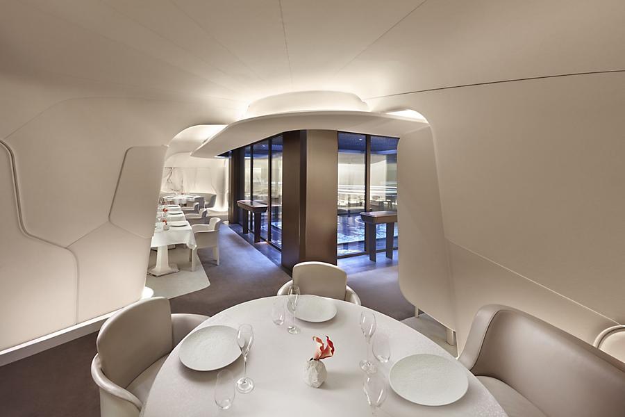 equiphotel EquipHotel: The Interior Design Event You Must Visit paris 2016 fine dining sur mesur par thierry marx 8 1