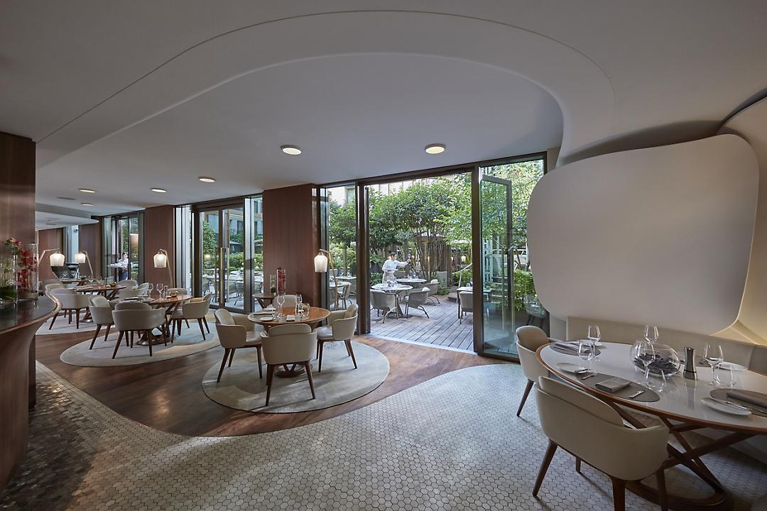 equiphotel EquipHotel: The Interior Design Event You Must Visit paris 2017 fine dining camelia 01 1