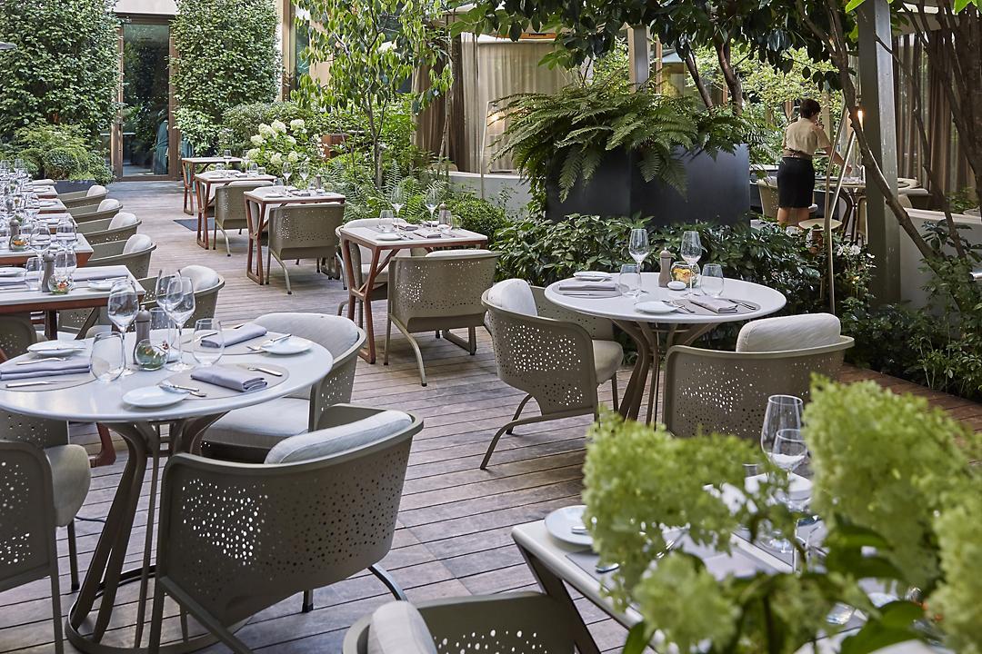 equiphotel EquipHotel: The Interior Design Event You Must Visit paris 2017 fine dining camelia 02 1
