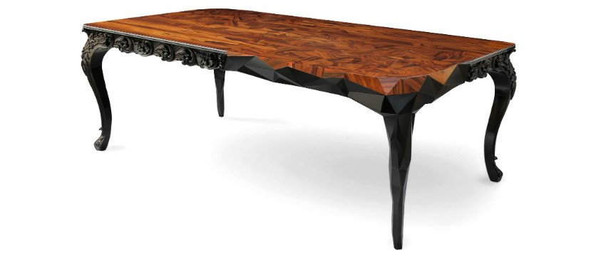 dining table How To Choose The Perfect Dining Table For Your Space royal bocadolobo1 1