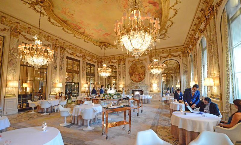 fine cuisine Alain Ducasse Fine Cuisine: 5 Top Restaurants to Visit in Paris Alain Ducasse Fine Cuisine  5 Top Restaurants to visit in Paris 9