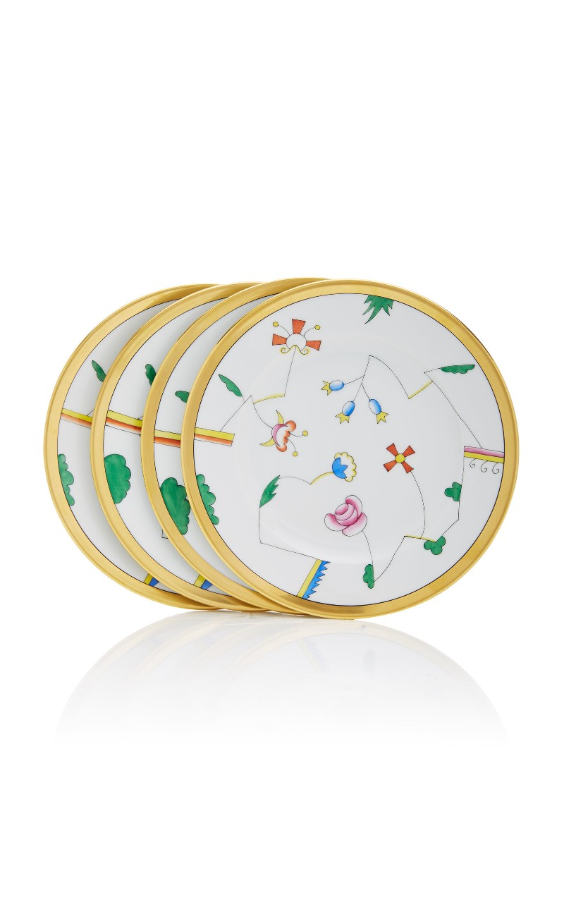 moda operandi Moda Operandi's Exclusively Colorful Tableware Augarten Wien