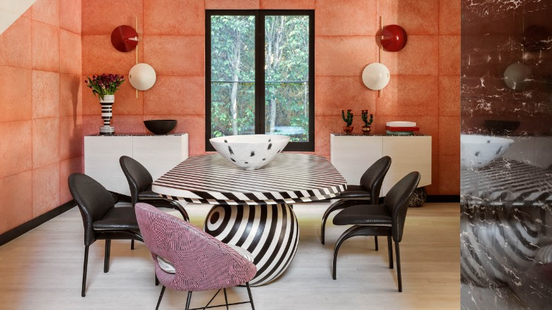 Kelly Wearstler Kelly Wearstler's Most Iconic Dining Room Projects Harper Avenue