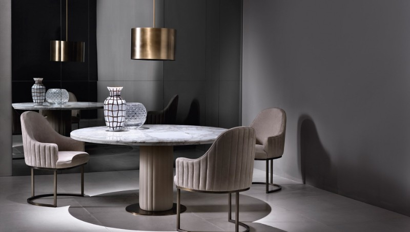 luxury dining chairs Luxury Dining Chairs That Will Become A Must For Your Dining Room Isabel