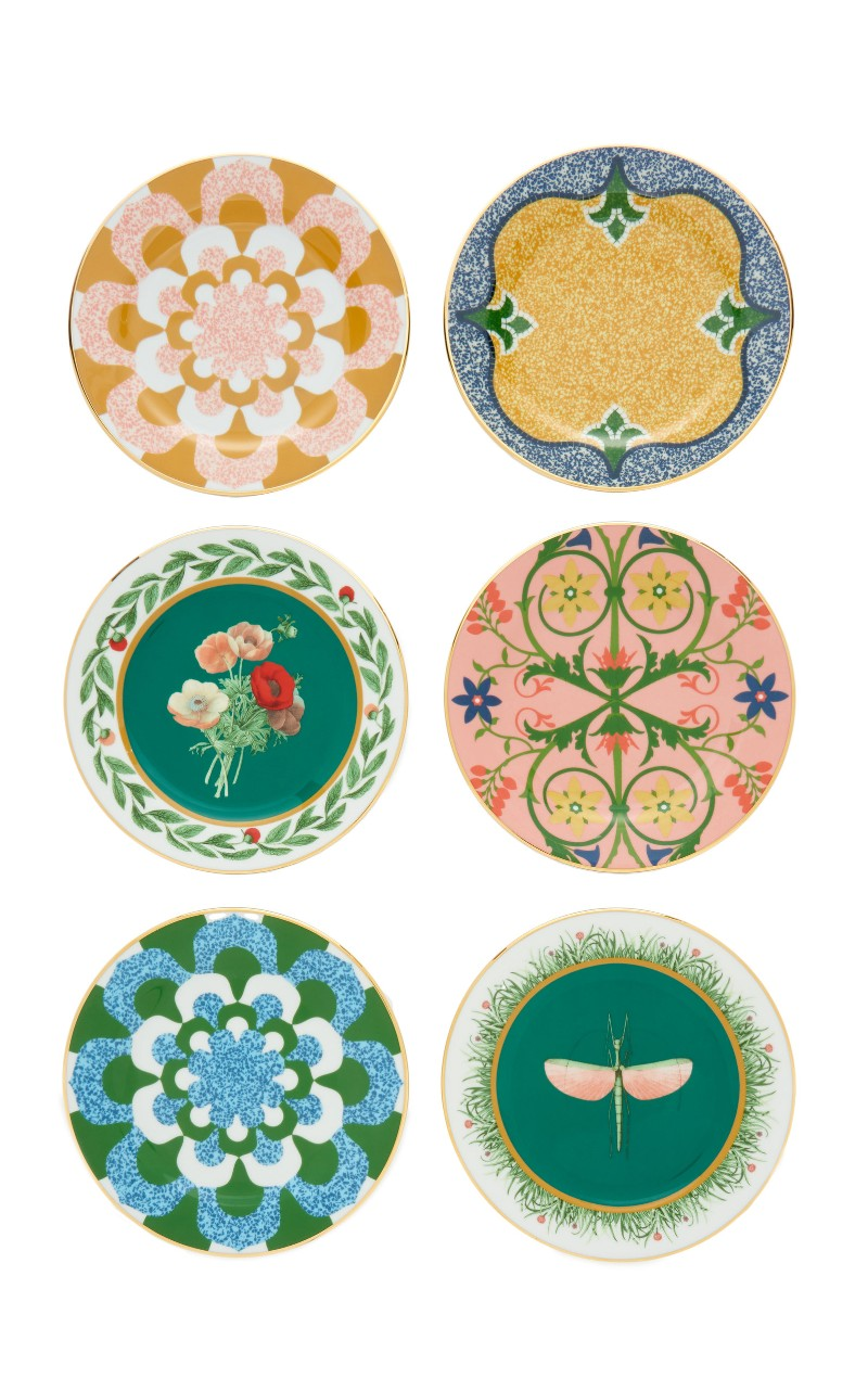moda operandi Moda Operandi's Exclusively Colorful Tableware La DoubleJ Housewives