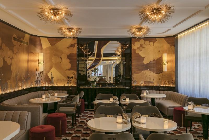 luxury restaurant La Maison du Caviar, A Luxury Restaurant by OITOEMPONTO La Maison Du Caviar 3