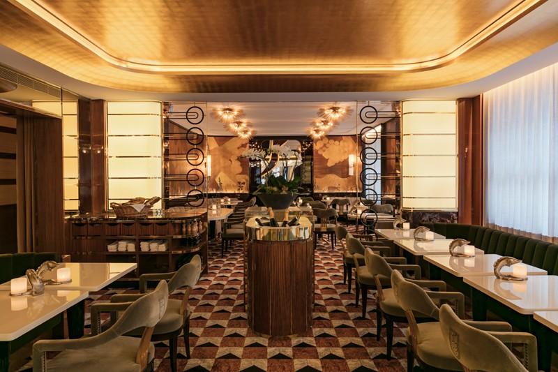 luxury restaurant La Maison du Caviar, A Luxury Restaurant by OITOEMPONTO La Maison Du Caviar 4