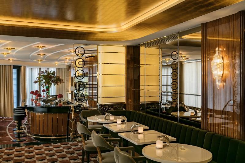 luxury restaurant La Maison du Caviar, A Luxury Restaurant by OITOEMPONTO La Maison Du Caviar 5