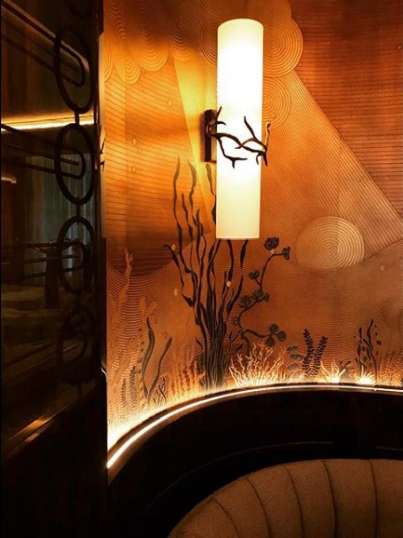 luxury restaurant La Maison du Caviar, A Luxury Restaurant by OITOEMPONTO La Maison Du Caviar 8