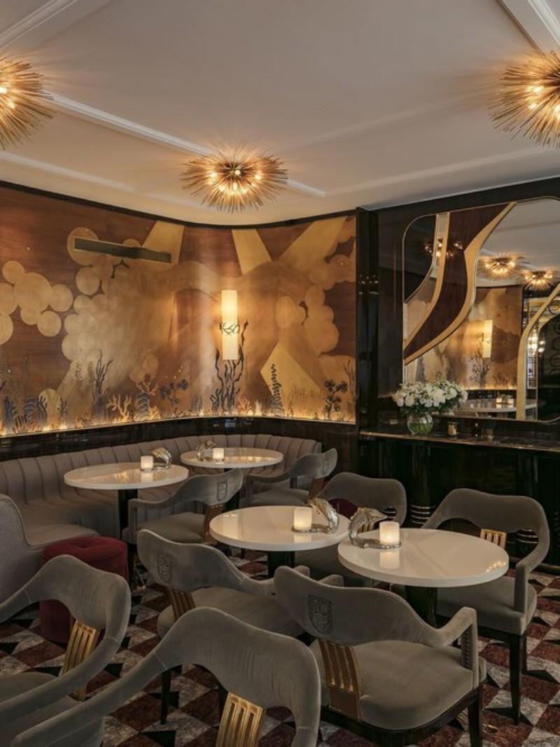 luxury restaurant La Maison du Caviar, A Luxury Restaurant by OITOEMPONTO La Maison Du Caviar 9