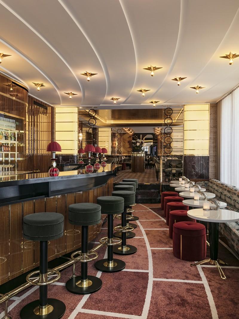 luxury restaurant La Maison du Caviar, A Luxury Restaurant by OITOEMPONTO La Maison Du Caviar