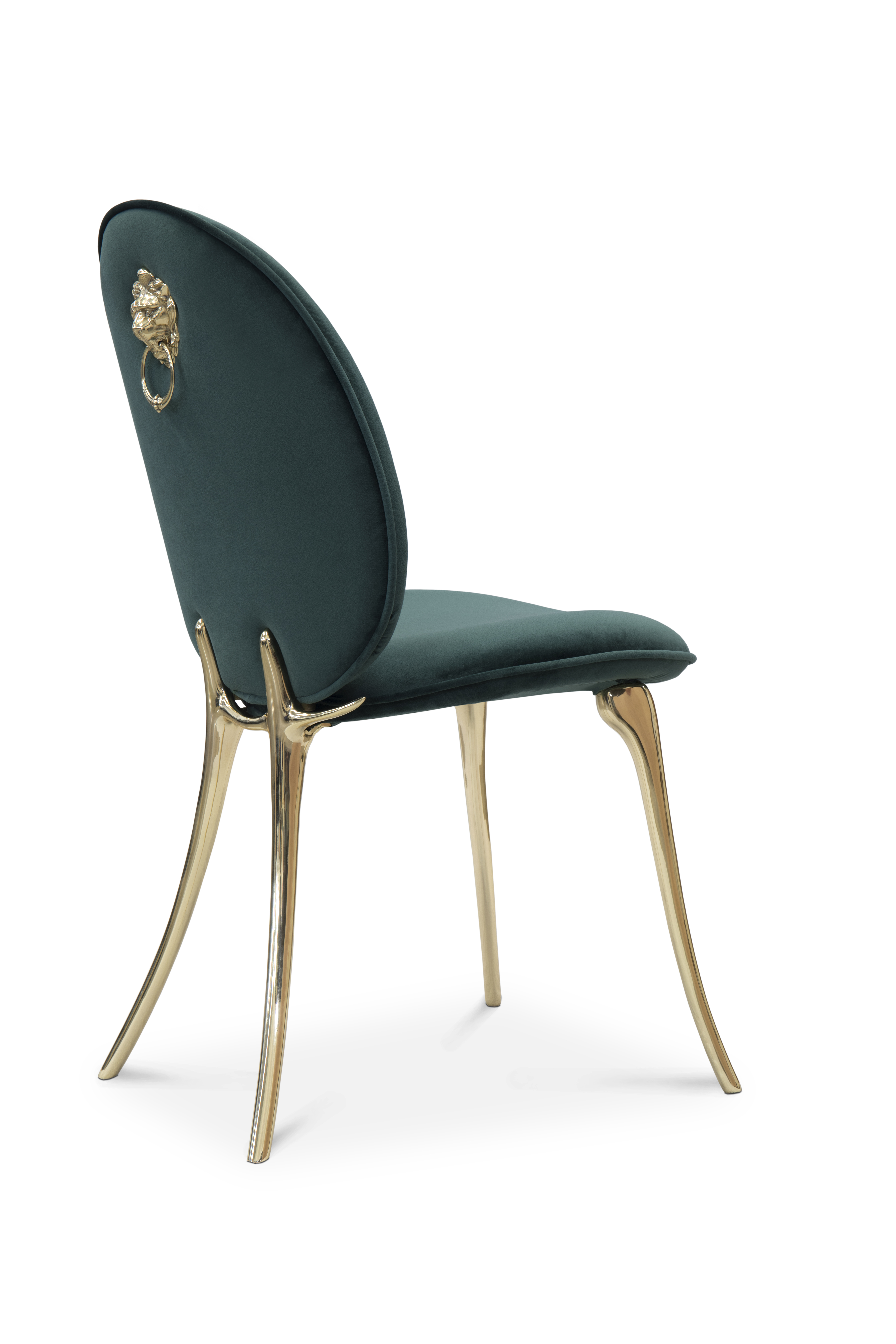 luxury dining chairs Luxury Dining Chairs That Will Become A Must For Your Dining Room Soleil 1
