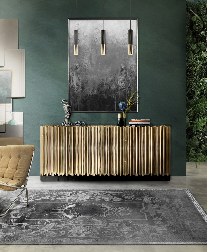 contemporary sideboard Symphony: A Contemporary Sideboard for Your Dining Room Symphony Sideboard 1