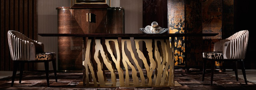 Gold Dining Tables The Best Gold Dining Tables to Your Dining Room TheBestGoldDiningTablestoYourDiningRoom