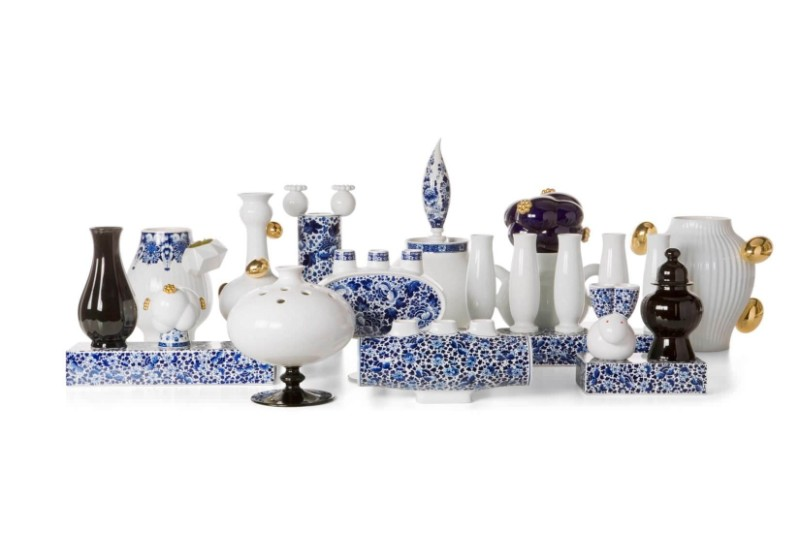 Moooi Moooi's Incredible Center Pieces for Your Dining Room Table Vases
