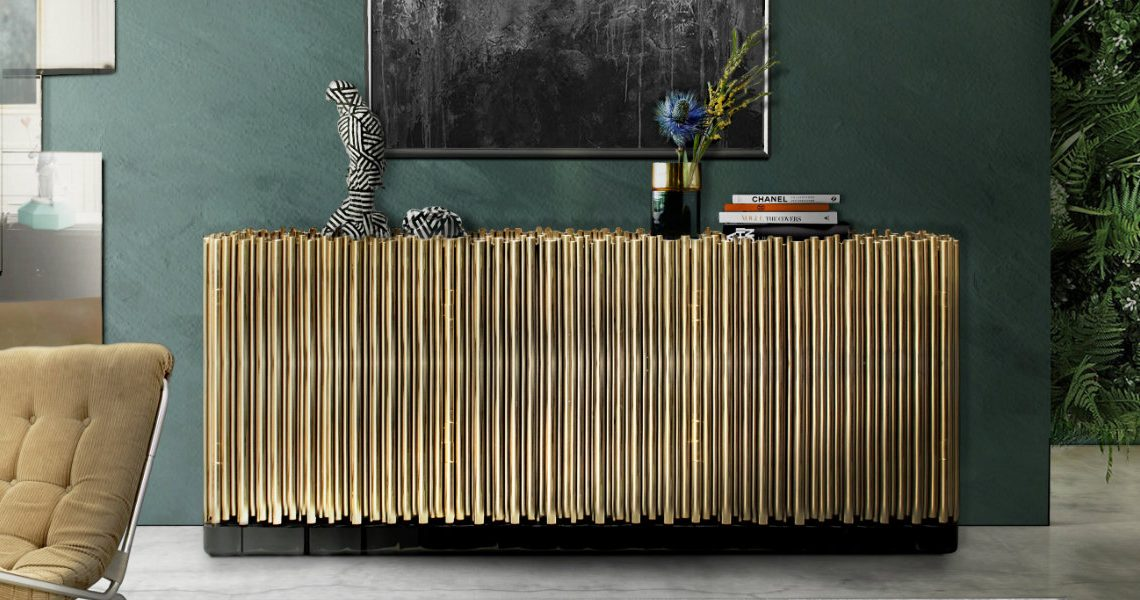Symphony: A Contemporary Sideboard for Your Dining Room