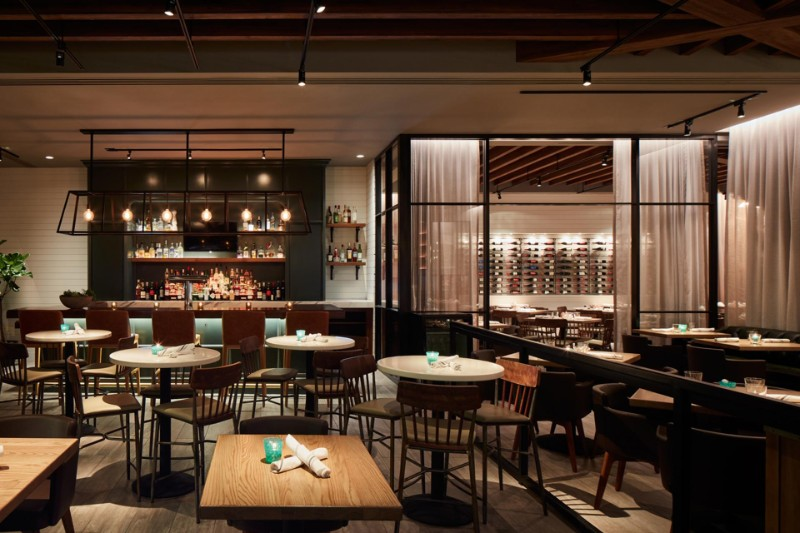 design projects Simeone Deary's Astonishing Dining Room Design Projects le meridien
