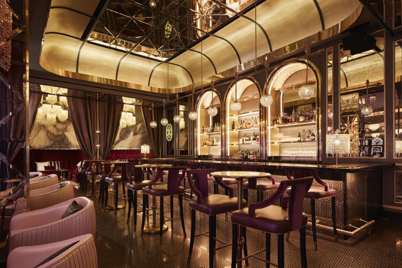 design projects Simeone Deary's Astonishing Dining Room Design Projects rosina at the palazzo