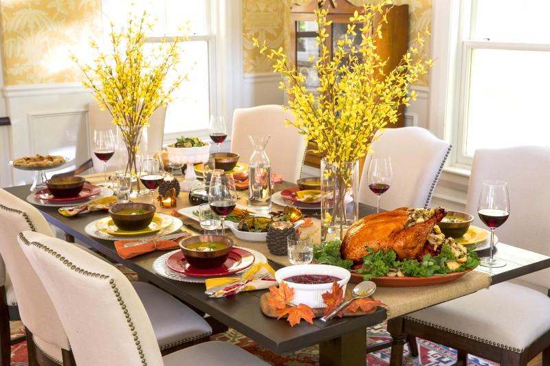 thanksgiving table ideas Thanksgiving Table Ideas That You Will Love thanksgiving ideas 2